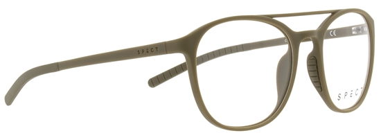 Obrázek z brýlové obruby SPECT Frame, CLAPHAM-004, khaki, 52-19-140