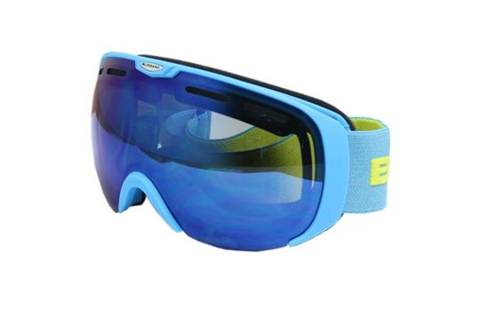 Obrázek z lyžařské brýle BLIZZARD Ski Gog. 921 MDAVZSO, neon blue matt, smoke2, blue mirror