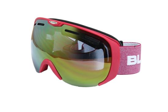 Obrázek z lyžařské brýle BLIZZARD Ski Gog. 921 MDAVZSO, raspberry matt, smoke2, orange mirror