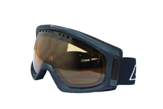 Obrázek z lyžařské brýle BLIZZARD BLIZ Ski Gog. 933 DAVS, black, amber 2,