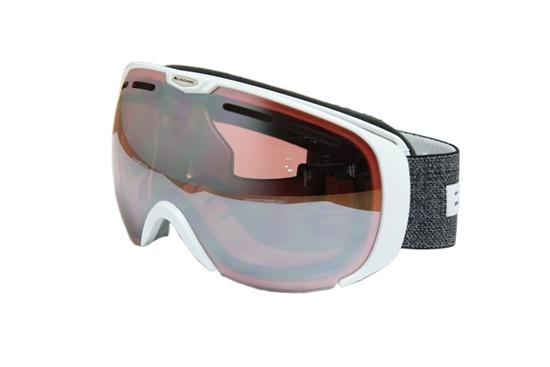 Obrázek z lyžařské brýle BLIZZARD Ski Gog. 921 MDAVZSO, white matt, rosa2, silver mirror