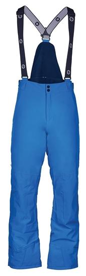 Obrázek z lyžařské kalhoty BLIZZARD Mens Ski Pants Ischgl, bright blue