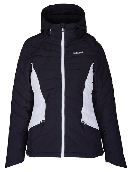 Obrázek z lyžařská bunda BLIZZARD Viva Ski Jacket Pinzolo, black/white