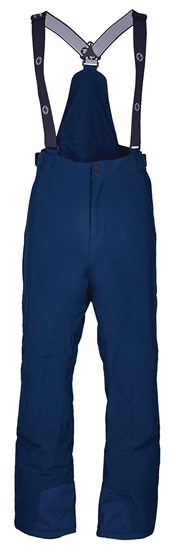 Obrázek z lyžařské kalhoty BLIZZARD Mens Ski Pants Ischgl, dark blue