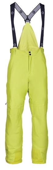 Obrázek z lyžařské kalhoty BLIZZARD Mens Ski Pants Ischgl, neon yellow