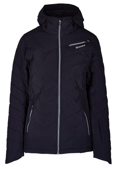 Obrázek z lyžařská bunda BLIZZARD Viva Ski Jacket Carezza, black/silver