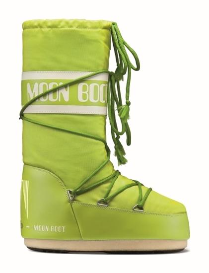 Obrázek z boty MOON BOOT NYLON, 070 lime