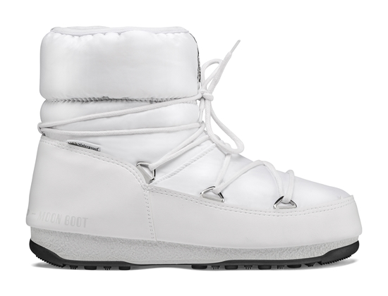 Obrázek z boty MOON BOOT LOW NYLON WP 2, 002 white