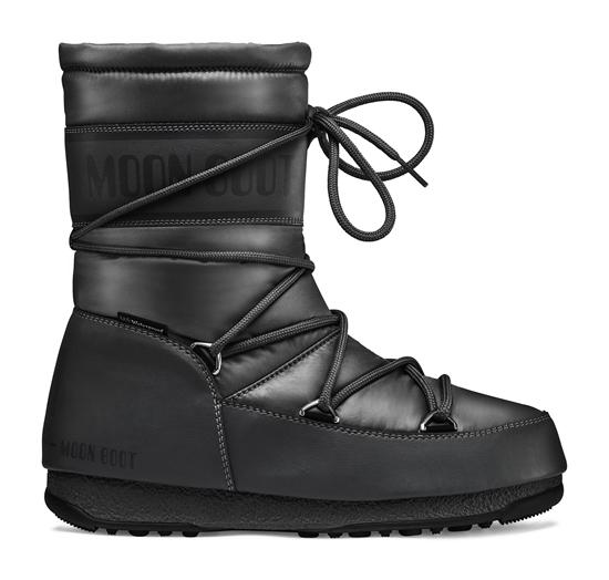 Obrázek z boty MOON BOOT MID NYLON WP, 001 black