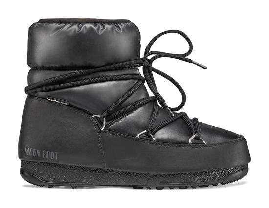 Obrázek z boty MOON BOOT LOW NYLON WP 2, 001 black