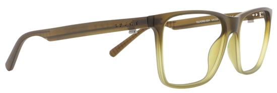Obrázek z brýlové obruby SPECT Frame, TELFORD-004, gradient olive, 54-15-145