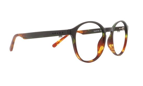 Obrázek z brýlové obruby SPECT Frame, TULUM-003, gradient black to havana, 50-18-145