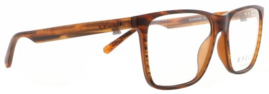 Obrázek z brýlové obruby SPECT Frame, TELFORD-003, wood pattern, 54-15-145