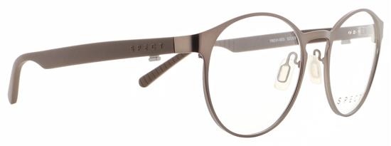 Obrázek z brýlové obruby SPECT Frame, TREVI-003, brown-gun, 52-19-145