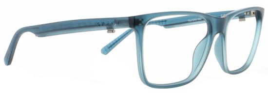 Obrázek z brýlové obruby SPECT Frame, TELFORD-002, transparent blue, 54-15-145