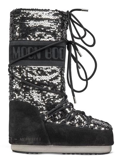 Obrázek z boty MOON BOOT CLASSIC DISCO, 001 black