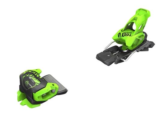 Obrázek z lyžařské vázání TYROLIA Attack2 13 GW W/O Brake [A], green, 19/20
