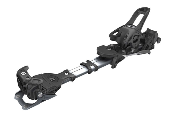 Obrázek z lyžařské vázání TYROLIA Ambition 10 AT W/O Brake [C], solid black, 19/20