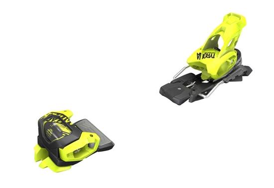 Obrázek z lyžařské vázání TYROLIA Attack2 16 GW W/O Brake [A], flash yellow, 19/20