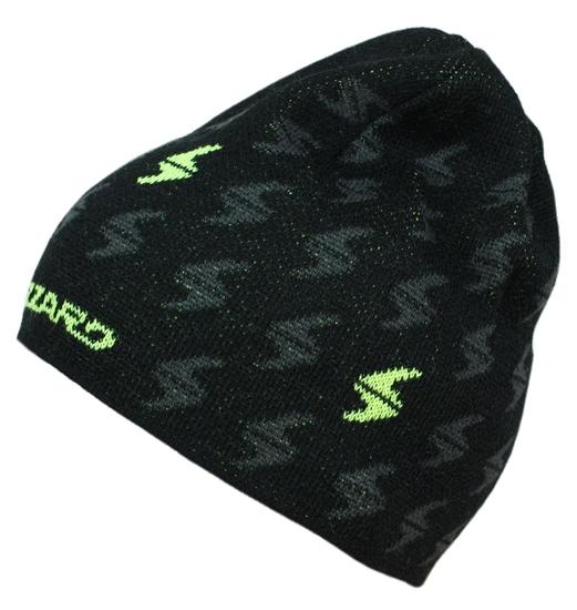 Obrázek z čepice BLIZZARD Magnum cap, black/yellow, SMU SP