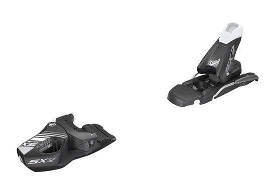 Obrázek z lyžařské vázání TYROLIA SX 7.5 GW AC Brake 78 [J], solid black/white, 19/20