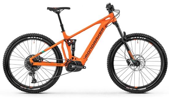 Obrázek z horské kolo MONDRAKER Chaser 29, fox orange/black/light green, 2020