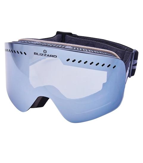 Obrázek z lyžařské brýle BLIZZARD Ski Gog. 985 MDAVZO, black matt, smoke2, black revo