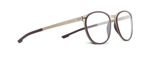 Obrázek z brýlové obruby SPECT Frame, STANMORE-004, gold, mangosteen, 49-17-140