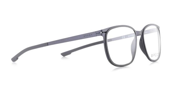Obrázek z brýlové obruby SPECT Frame, SUTTER-002, grey, grey, 50-16-140