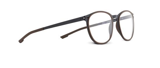 Obrázek z brýlové obruby SPECT Frame, STANMORE-005, black, brown, 49-17-140