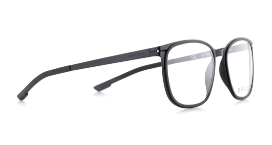 Obrázek z brýlové obruby SPECT Frame, SUTTER-001, black, black, 50-16-140
