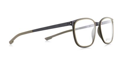 Obrázek brýlové obruby SPECT Frame, SUTTER-005, black, military green, 50-16-140
