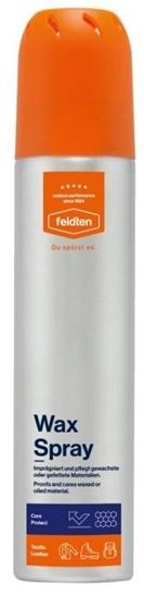 Obrázek z impregnační prostředky FELDTEN Wax Spray 250 ml, CZ/SK/PL/HU